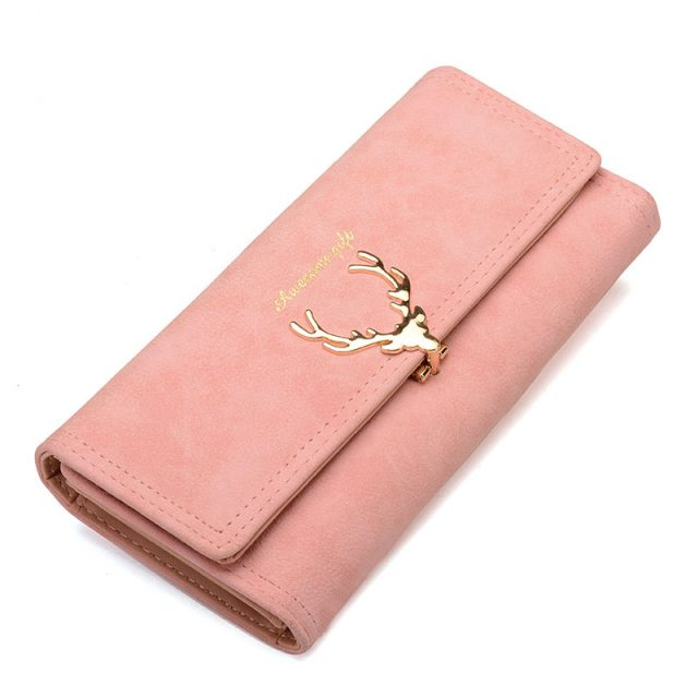 Casual TriFold Wallet for Women