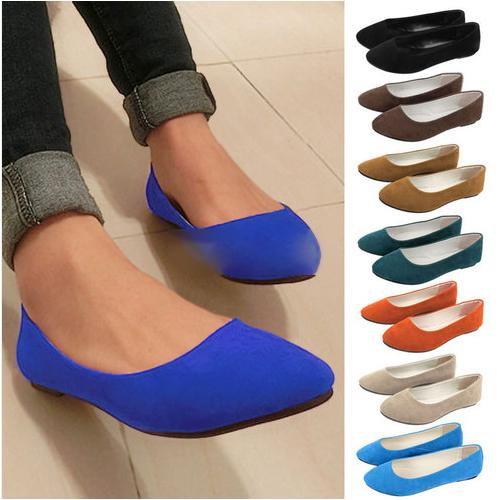 Fashion Summer Casual Women's Flat Shoes