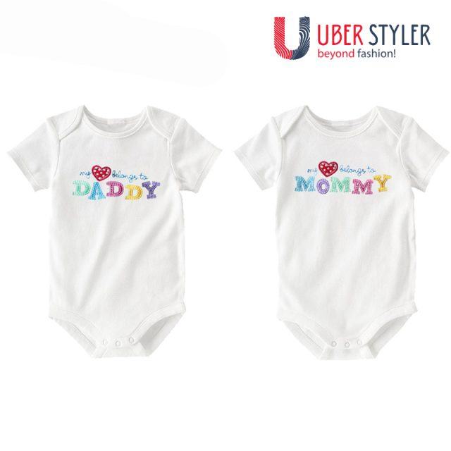 Newborn Baby Long Sleeve Cotton Rompers