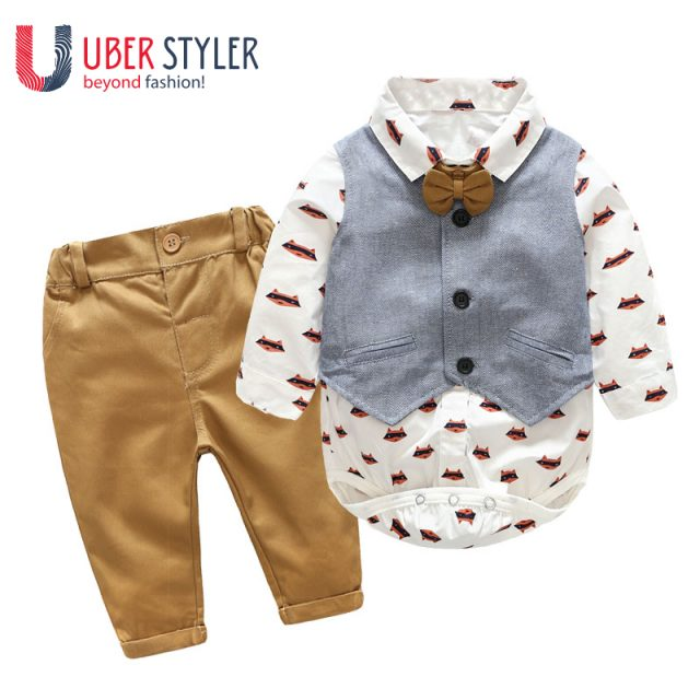 Newborn Boy Clothing Set