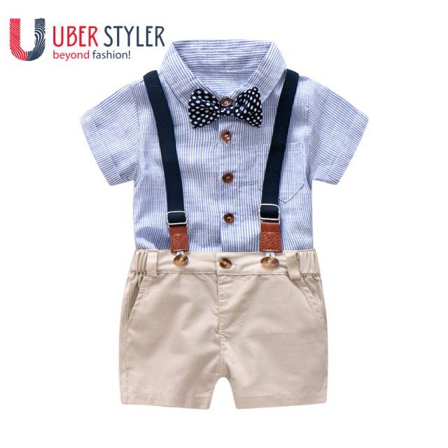 Baby Boys Gentleman Suit Set