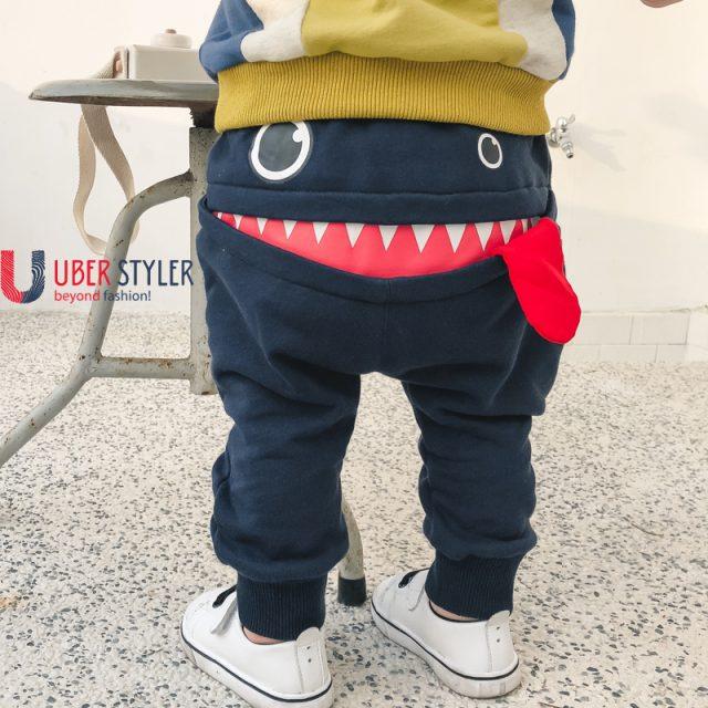 Newborn toddler trousers