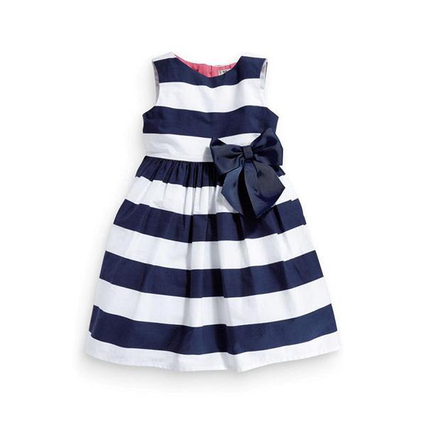 Summer Baby Girl's Sleeveless Dresses