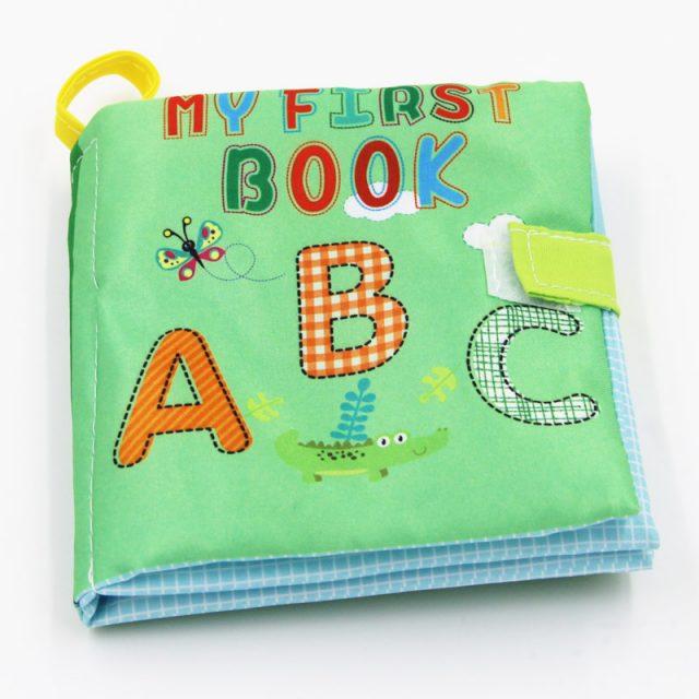 Amusive Educational Cloth Baby Book