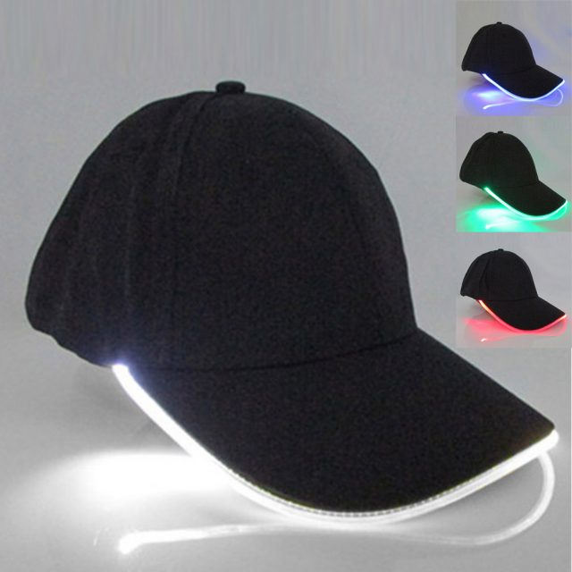 Party LED Light Baseball Cap