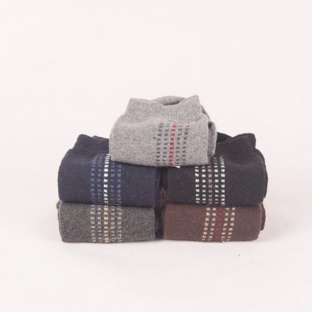 Men's Classic Wool Socks