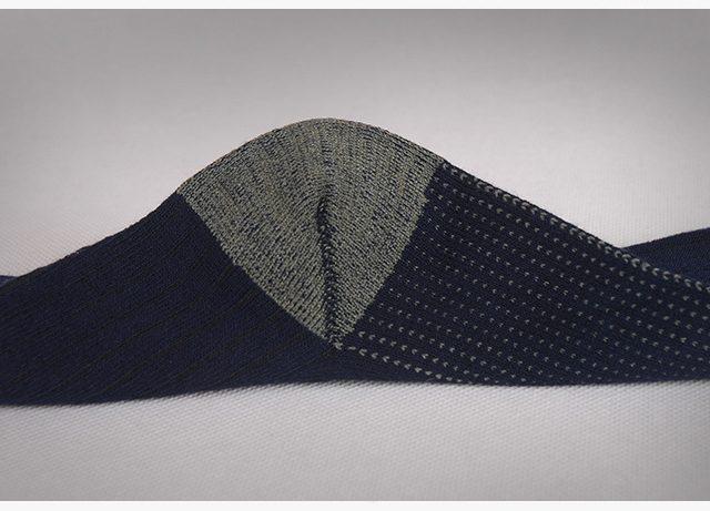 Men's Bamboo Fiber Breathable Socks With Box
