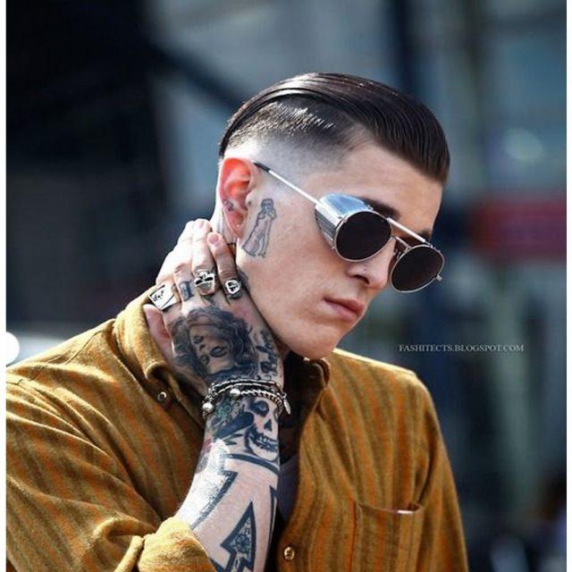 Men's Cool Steampunk Sunglasses