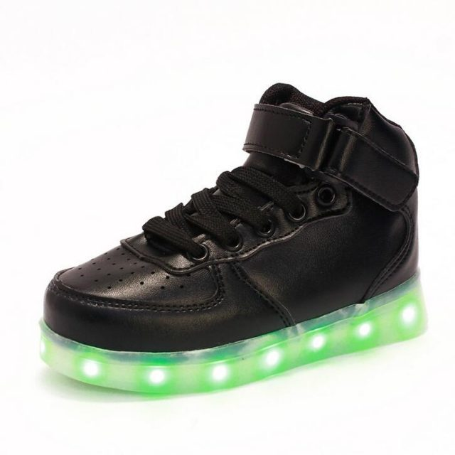 Trendy Pegasus Wings LED Sneakers